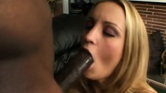 Petite blonde slut Jasmine Lynn has a black guy banging her narrow ass