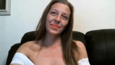 Plump Mature Solo For Webcam