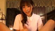 Cute Japanese Girl Handjob Service