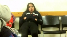 Candid Latina Teen 0058