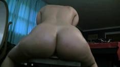 Hot PAWG Rides Her Dildo Good AL84