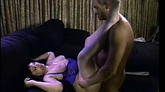 Ginni Lewis is a granny who is a cum bucket, she fucks all 6 of them