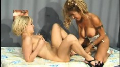 Interracial Lesbian Fourway In Jail Cell