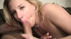 Taylor Lynn loves to have a bunch of horny guys sharing her holes